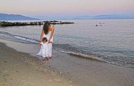 Kontokali Bay Resort and Spa: On the beach