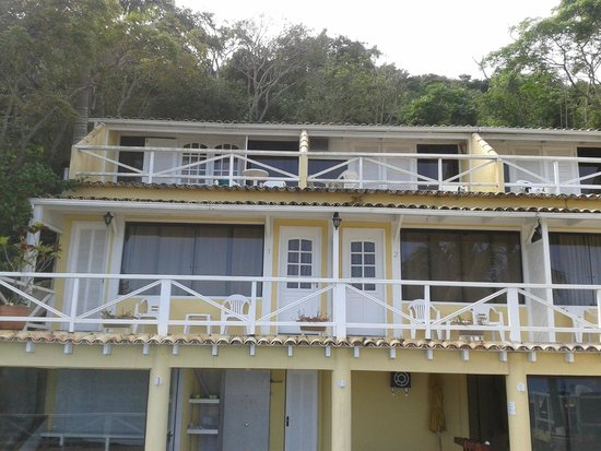 Hotel Pousada e Spa Villa Mercedes: Vista habitacion externa