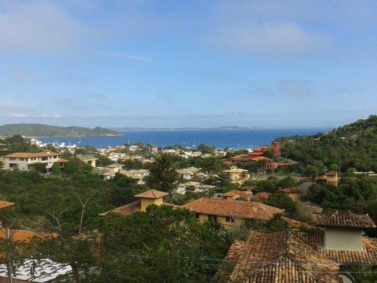 Posada Villa Mercedes: Vista desde la piscina