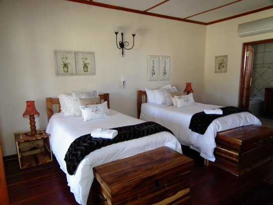 Oryx Trail Game Lodge & Safaris: Twin Room