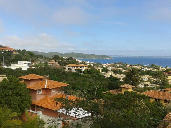 Hotel Pousada e Spa Villa Mercedes: Vista desde la habitacion