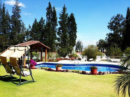 Piscina picture of casa de campo tababela hotel boutique - Piscina casa de campo ...