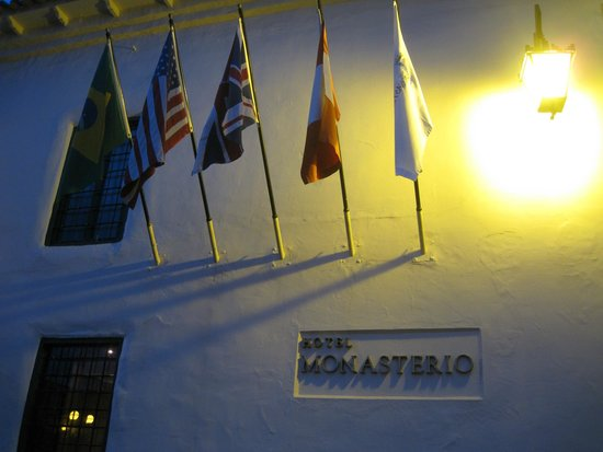 Belmond Hotel Monasterio: Monasterio Hotel entrance