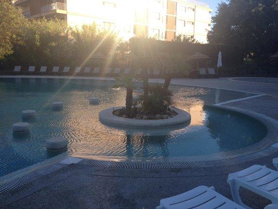 Residence de Vacances Univac Le Capet : la piscine