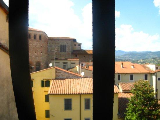 Residenza D'Epoca Puccini : Vista dalla piccionaia