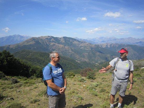 Corsica Rando Aventure : Rando bergerie