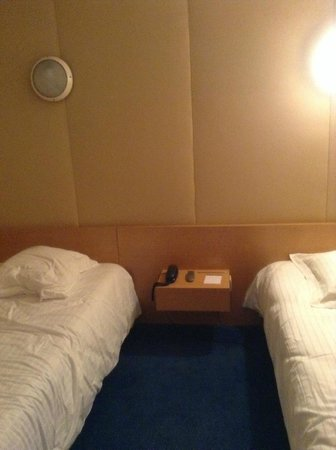 Amirauté Hôtel : Deuxième chambre de la suite