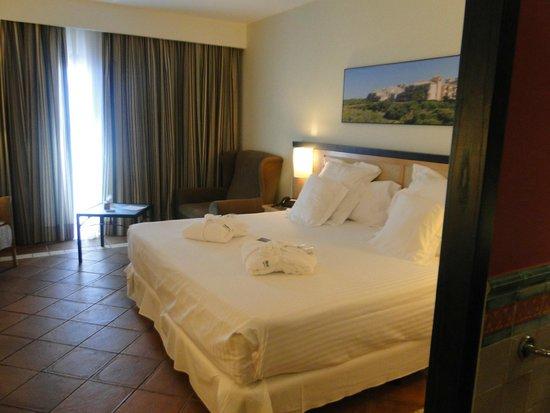 Barcelo Punta Umbria Mar: Habitación