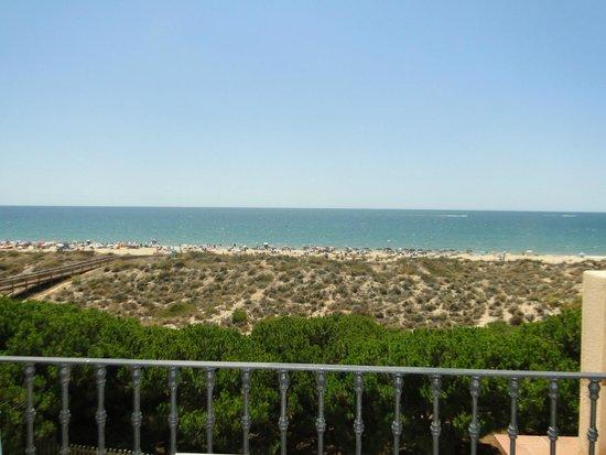 Barcelo Punta Umbria Mar: Vistas desde la habitación
