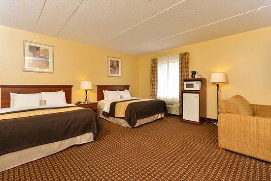 Comfort Inn Mechanicsburg/Harrisburg - South: 2 queen suite