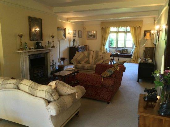 Winforton, UK: Our Lounge