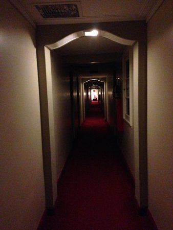 Carsson Hotel: miedo