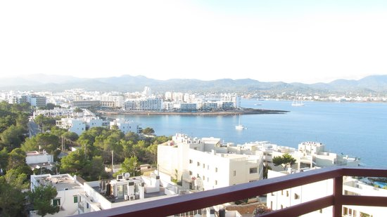 Fiesta Hotel Tanit : view from room 714, superb