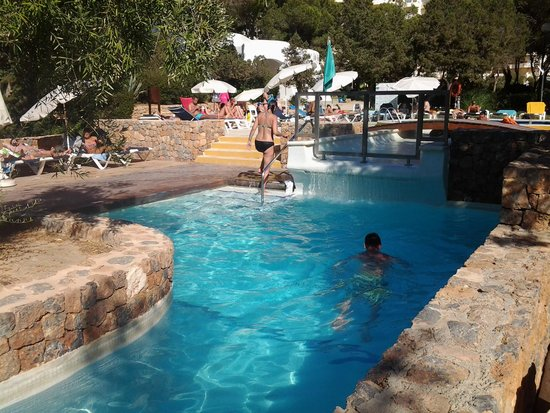 Fiesta Hotel Tanit: lovely adults pool