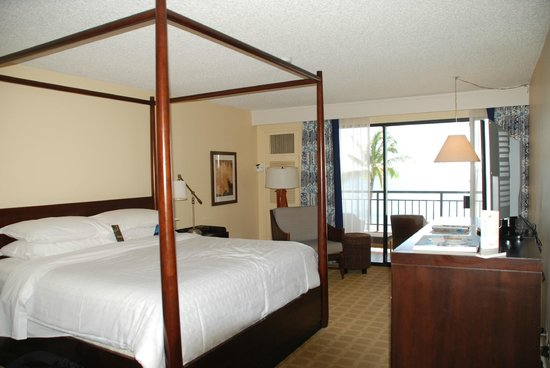 Sheraton Kauai Resort : room 1420