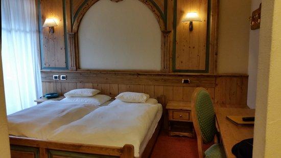 Hotel Cervo: camera