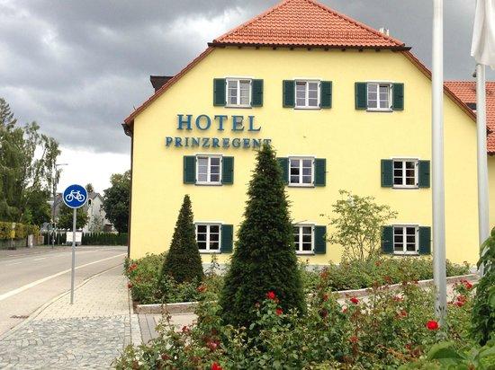 Hotel Prinzregent: Veduta esterna