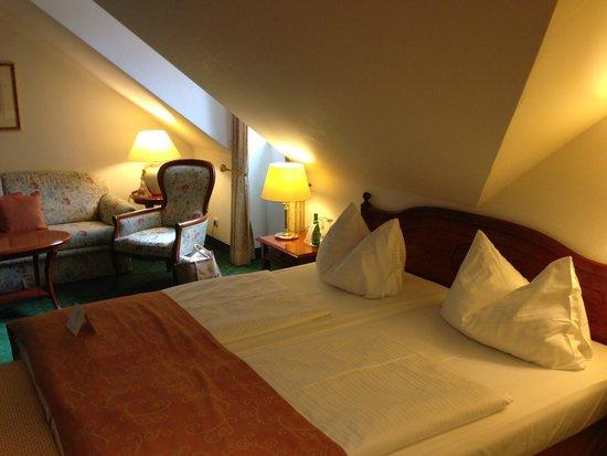 Hotel Prinzregent: Camera