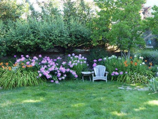 Bella Vista B&B: Bella Vista's lovely garden