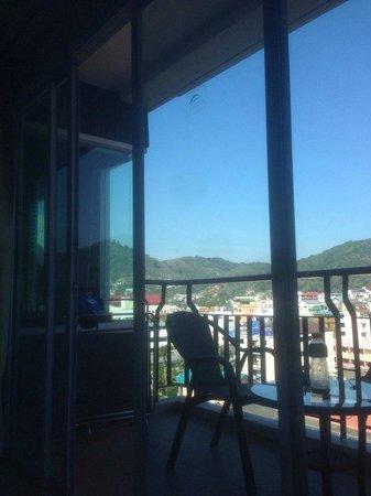 Andakira Hotel: балкон