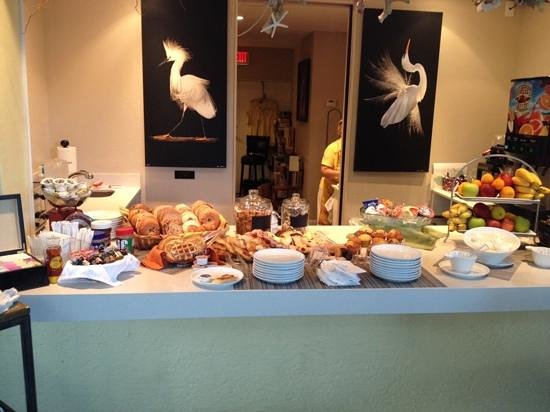 Almond Tree Inn: Frühstück