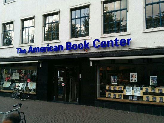 Photo of Tourist Attraction The American Book Center at Spui 12, Amsterdam 1012 XA, Netherlands