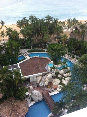Emporio Acapulco Hotel: Pool
