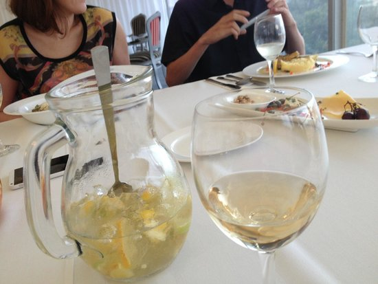 Restauracia Hrad: Ginger lemonade