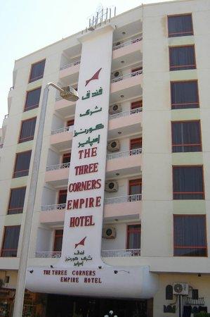 Triton Empire Inn : hotel