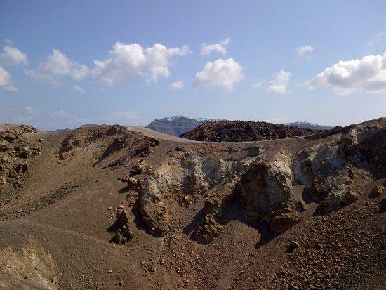 Santorini Volcano: spettacolo lunare....