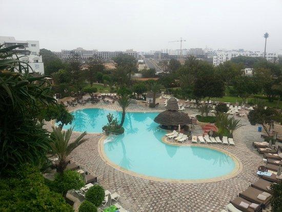 Hotel Riu Tikida Beach: Бассейн