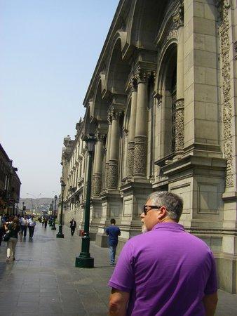 JW Marriott Hotel Lima: Plaza Mayor