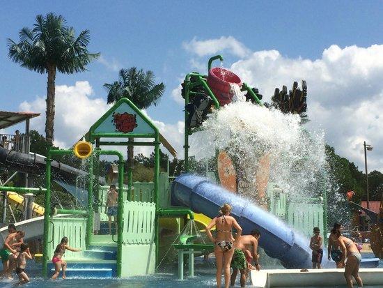 Aqualand Bassin d Arcachon : Children's Paradise