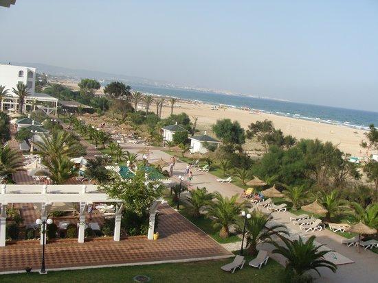 Concorde Hotel Marco Polo: Vista praia