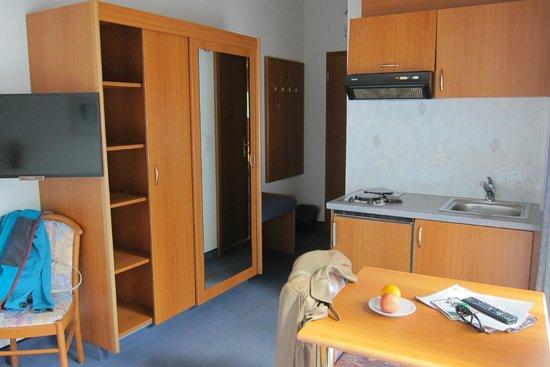 Hotel Alpenperle: dans la chambre