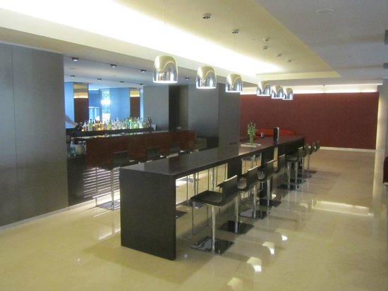 Ramada Plaza Bucharest Convention Center: Lobby Bar