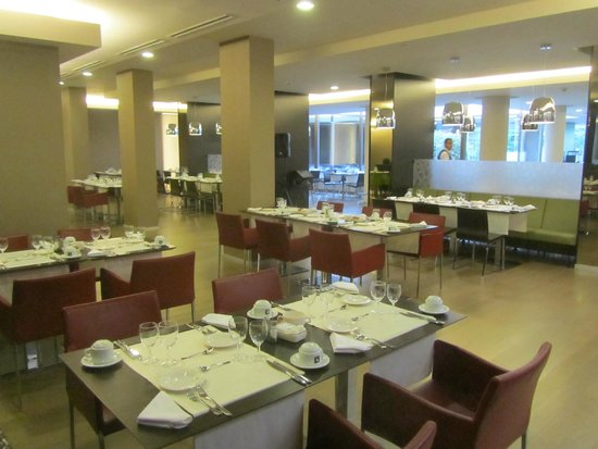 Ramada Plaza Bucharest Convention Center: Dining Room