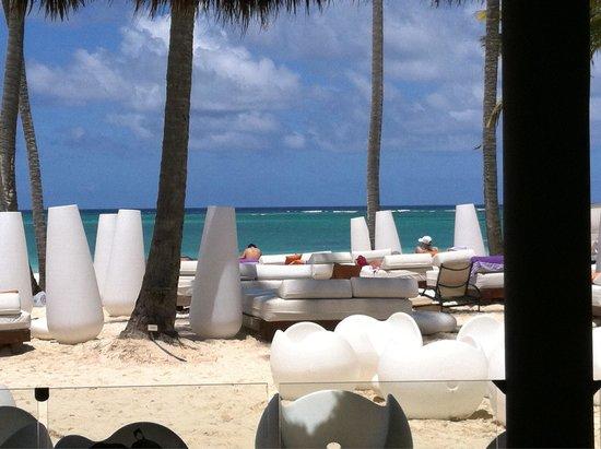 Paradisus Punta Cana: La vue du gabi beach