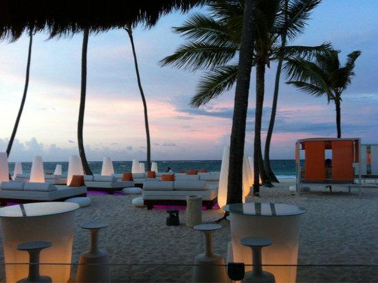 Paradisus Punta Cana: La plage