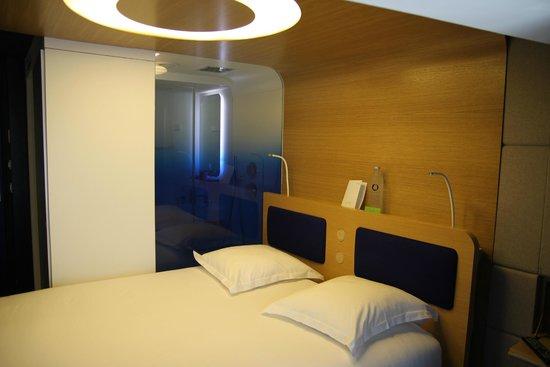 Hotel Odyssey by Elegancia: Zimmer 4. Stock