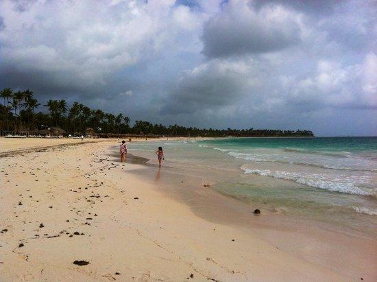 Paradisus Punta Cana: La plage du paradisus