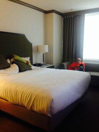 InterContinental Chicago : room 641