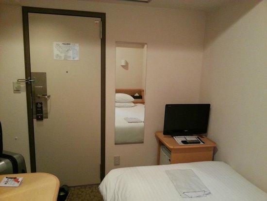 ibis Tokyo Shinjuku : Single Room 3