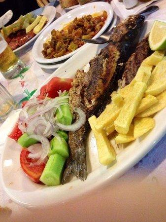 Taverna Drosos: Orata