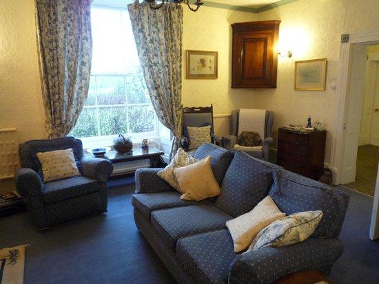 Criggion, UK: Brimford Sitting room