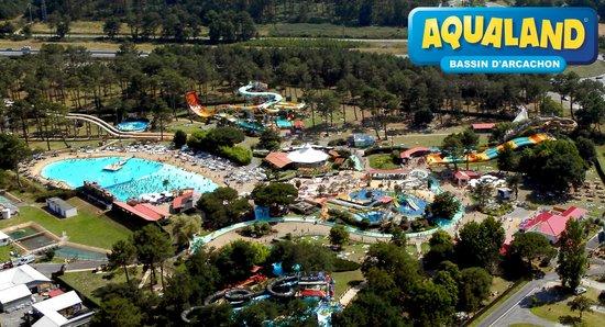 Aqualand Bassin d Arcachon : Aqualand Bassin d'Arcachon