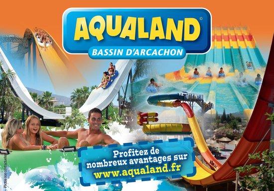 Aqualand Bassin d Arcachon : Saison 2014