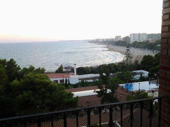 Thalasso Hotel El Palasiet: maravillosas vistas