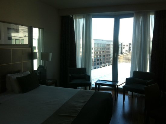 Eurostars Berlin Hotel: Habitación doble