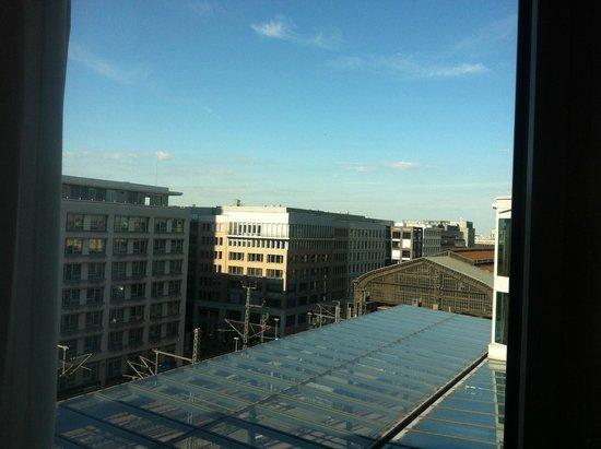 Eurostars Berlin Hotel: Vista habitación doble
